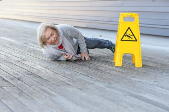 Recovering Compensation for Slip and Fall Injuries